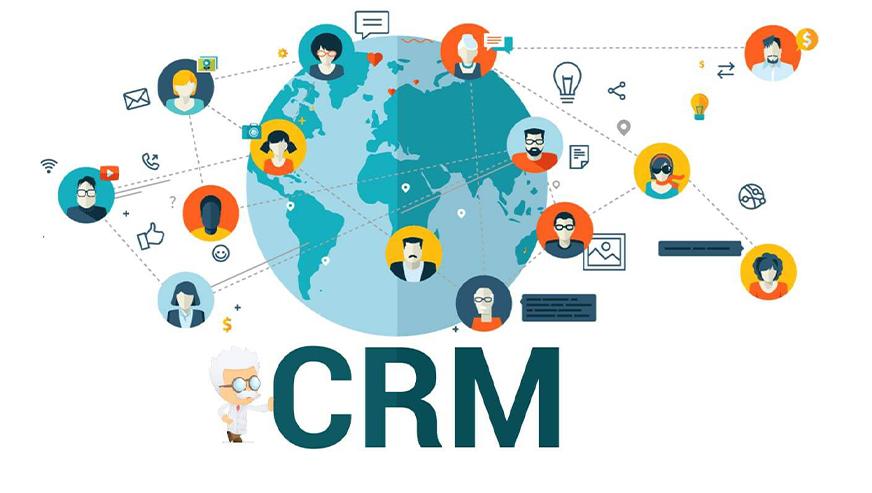 مدیریت ارتباط با مشتری(CRM)