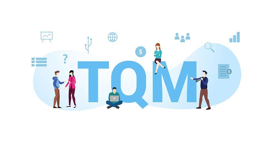 مدیریت جامع کیفیت TQM