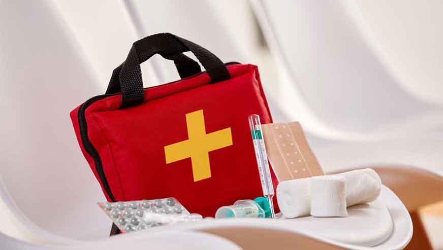 آشنایی با اصول ایمنی امداد و کمک های اولیه