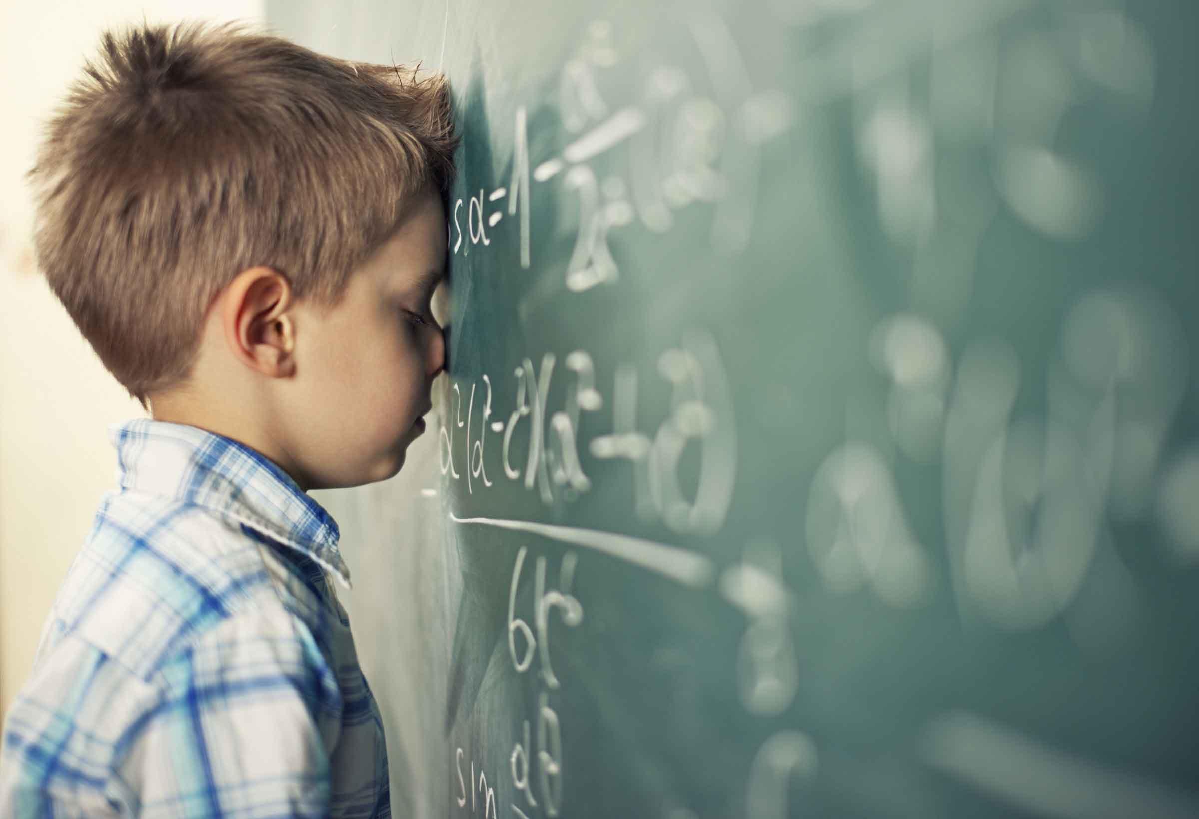 اختلالات یادگیری و عوامل آن