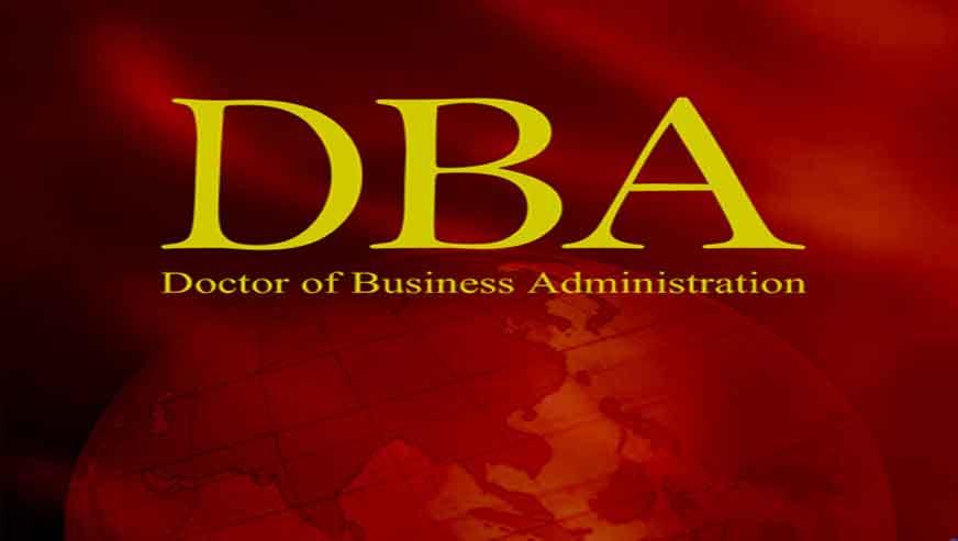 مدیریت عالی و حرفه ای کسب و کار(DBA) گرایش مدیریت فناوری اطلاعات